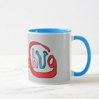 抱擁マグ マグカップ