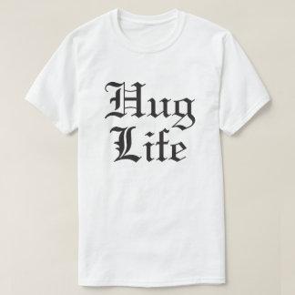 抱擁生命大衆文化のユーモア Tシャツ