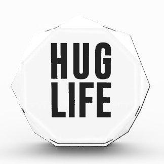 抱擁生命 表彰盾