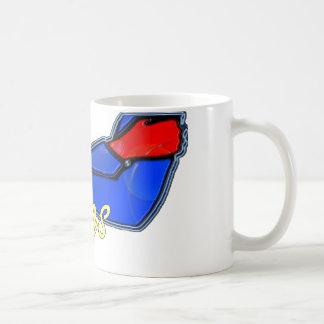 抱擁 コーヒーマグカップ