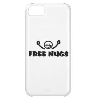 抱擁iPhoneの場合を放して下さい iPhone5Cケース