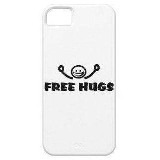 抱擁iPhoneの場合を放して下さい iPhone SE/5/5s ケース