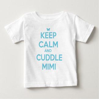 抱擁MIMI ベビーTシャツ