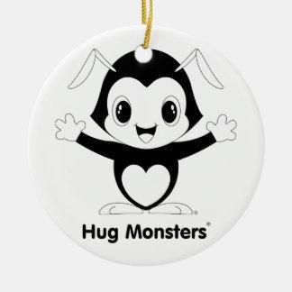 抱擁Monsters®のオーナメント セラミックオーナメント