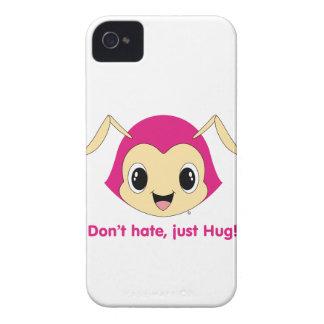 抱擁Monsters®のiPhone 4/4Sのカスタムな穹窖ID™ Case-Mate iPhone 4 ケース