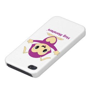 抱擁Monsters® iPhone 4/4S Case
