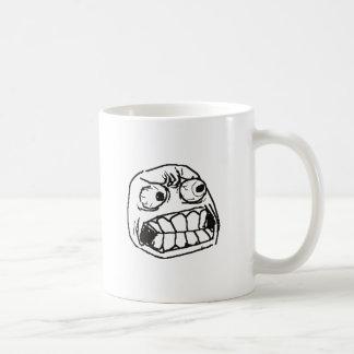 抵抗しなければなりません コーヒーマグカップ