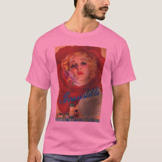抵抗できない香水のTシャツ Tシャツ