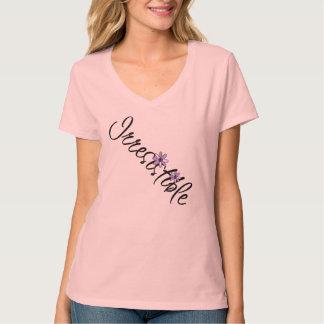 抵抗できないTシャツ Tシャツ