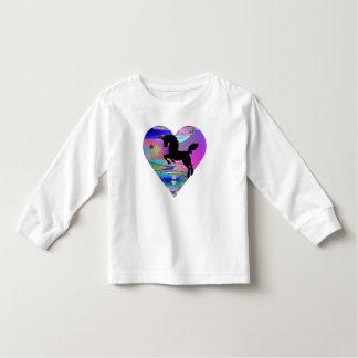 抵抗できないUtherworldのユニコーンの芸術のティー トドラーTシャツ
