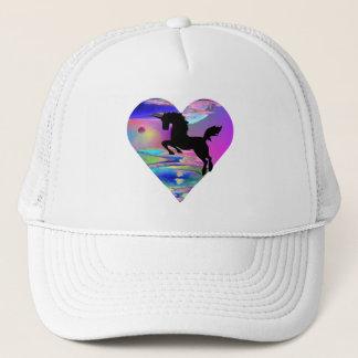 抵抗できないUtherworldのユニコーンの芸術の帽子 キャップ