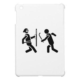 抵抗のピクトグラムのiPad Miniケース iPad Miniカバー