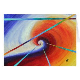 抵抗の主流-抽象美術 カード