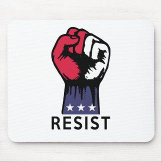 抵抗の握りこぶしの戦いの政治腐敗 マウスパッド