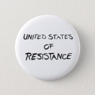 抵抗の米国 5.7CM 丸型バッジ