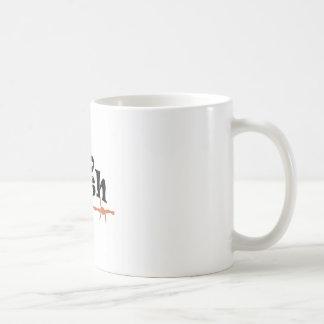 押しは私で踏みません コーヒーマグカップ