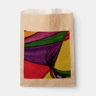 抽象デザインの好意のバッグ フェイバーバッグ
