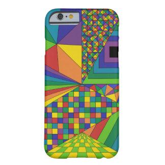 抽象デザイン2 BARELY THERE iPhone 6 ケース
