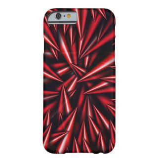 抽象デザイン BARELY THERE iPhone 6 ケース