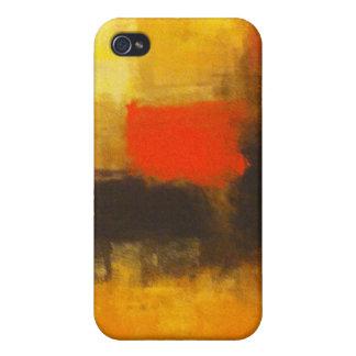 抽象デザイン iPhone 4/4Sケース