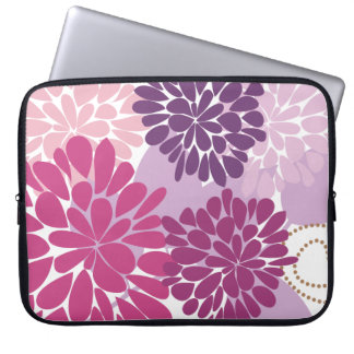 Abstract Cool Cute Girly Retro Floral