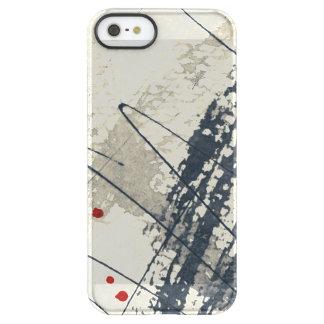 抽象的でグランジな背景、インク質。 2 PERMAFROST® iPhone SE/5/5sケース