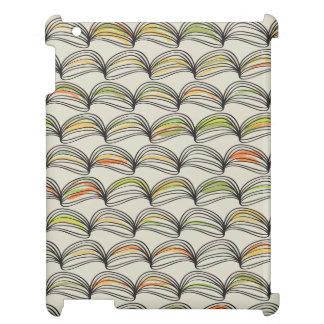 抽象的で写実的なパターン-場合 iPad カバー