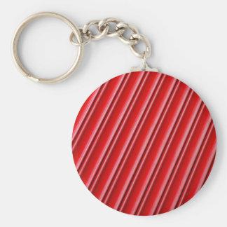 抽象的で赤い背景 キーホルダー