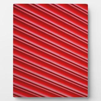 抽象的で赤い背景 フォトプラーク