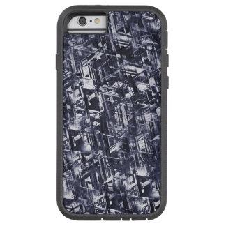 抽象的で険しい隕石パターン TOUGH XTREME iPhone 6 ケース