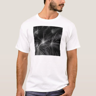 抽象的なカッコいい少数の願い Tシャツ
