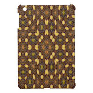 抽象的なカーペットパターン iPad MINI CASE