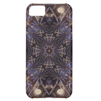 抽象的なガラス板パターン iPhone5Cケース