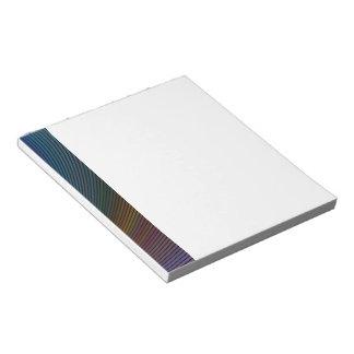 抽象的なサイファイElipse ノートパッド