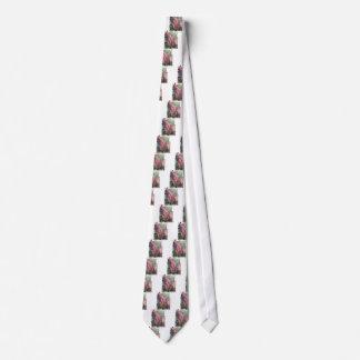 抽象的なスケッチ オリジナルネクタイ