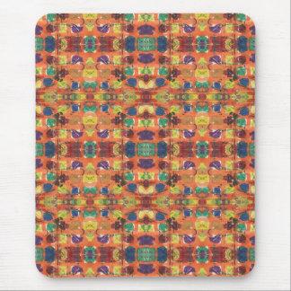 抽象的なパターンマウスパッド マウスパッド