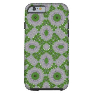 抽象的なパターン23緑 ケース
