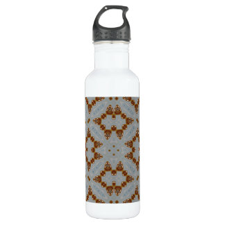 抽象的なパターン ウォーターボトル