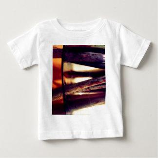抽象的なマクロ ベビーTシャツ