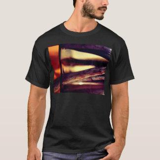 抽象的なマクロ Tシャツ