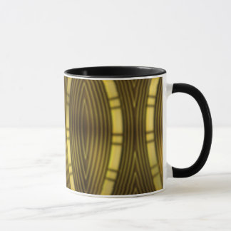 抽象的なマグ2 マグカップ