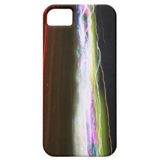 抽象的なライト道 iPhone SE/5/5s ケース