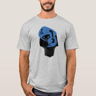 抽象的なワイシャツ Tシャツ