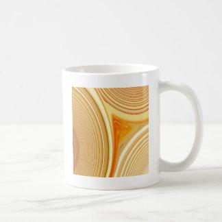 抽象的な作成 コーヒーマグカップ