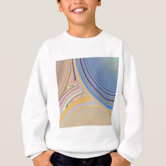 抽象的な作成 スウェットシャツ