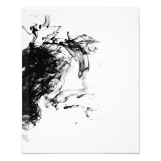 抽象的な写真の液体 フォトプリント