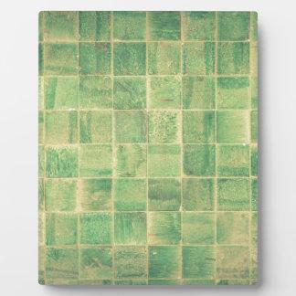 抽象的な壁 フォトプラーク
