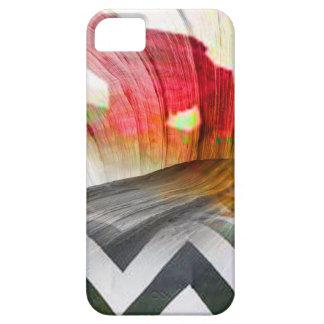 抽象的な多彩の場合 iPhone SE/5/5s ケース
