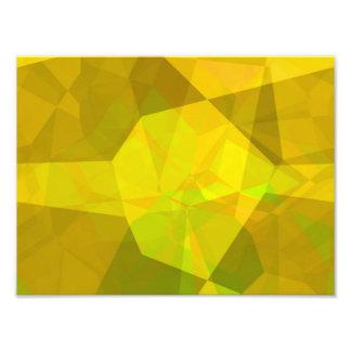 抽象的な多角形172 フォトプリント