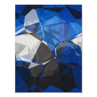 抽象的な多角形251 フォトプリント